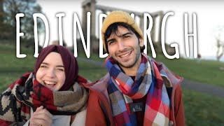 24 Saatte Edinburgh | Vlog