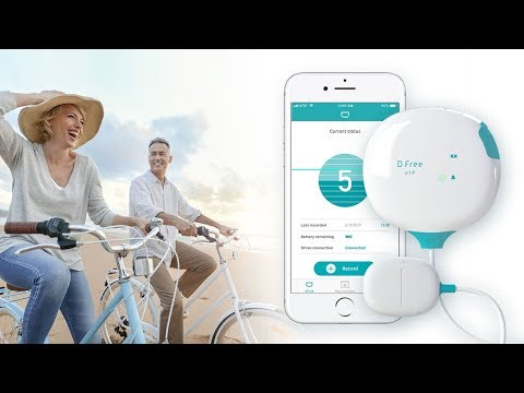 How does Japanese technology solves the issues of aging society? Toilet timing predicting wearable device restores dignity of people.