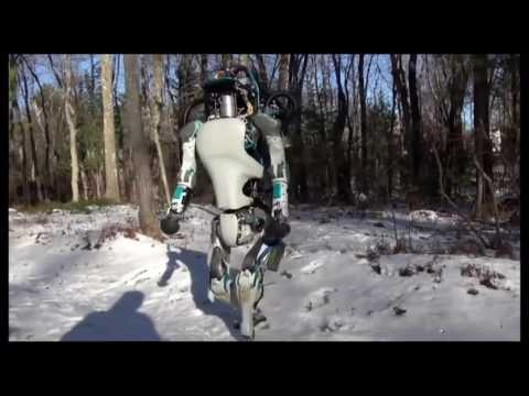 Робот из BOSTONBYNAMICS ГОБЛИН ПЕРЕВОД (18+)