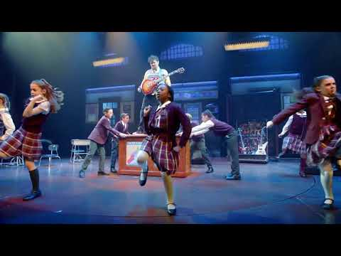School of Rock Tickets - Musical Tickets | London Theatre Direct