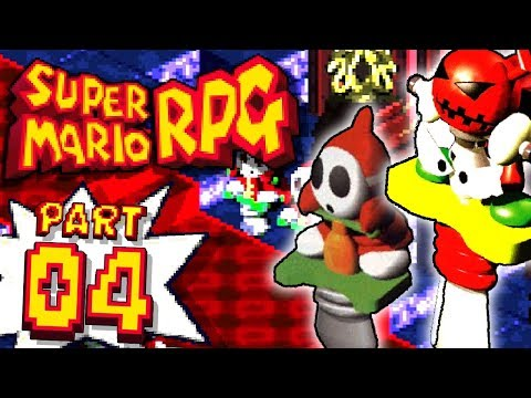 Super mario rpg first frog coin