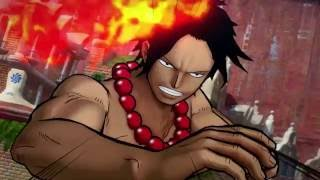 VideoImage1 One Piece Burning Blood