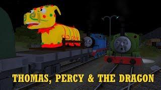 Thomas, Percy & The Dragon (TTTE Remake)