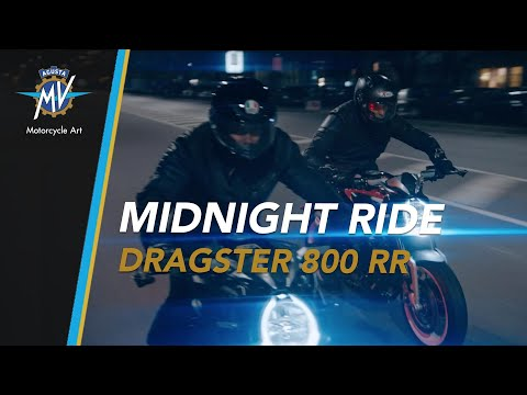 2019 MV Agusta Dragster 800 RR in Shelby Township, Michigan - Video 1