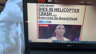 Kobe Bryant confirmed dead. I cant believe this