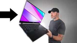 """Gigabyte's New 4K OLED """"Creator"""" Laptop thumbnail"""