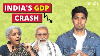 5 reasons why India's GDP is crashing