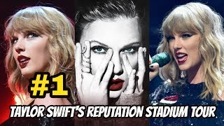 Top 10 Greatest Concert Tours of 2018 by Female Artists