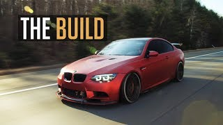 700 HP beautiful SUPERCHARGED E92 M3 *INSANELY LOUD* | The Build