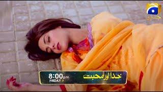 Khuda Aur Mohabbat Season 3 Episode 33 Promo Teaser   Khuda Aur Mohabbat Season 3