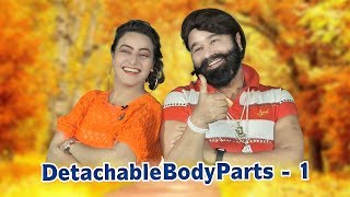 What If All Human Beings Had Detachable Body Parts? | Saint Dr. MSG Insan | Honeypreet Insan