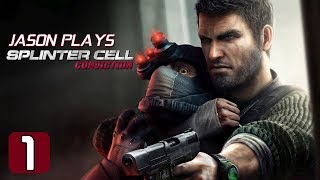 Splinter Cell Conviction Xbox One X Part 1 Finding Sam Fisher