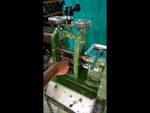 Single Head Rolling Machine