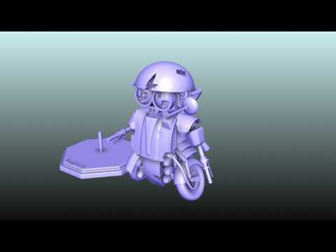 Sqweeks Autobot 3D Model from Transformers Movie - Video by Gambody