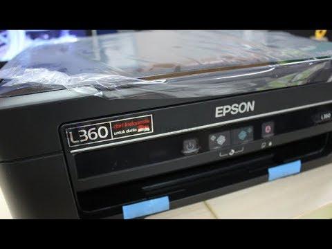 Epson L360 Printer Driver, Download - смотреть онлайн на Hah