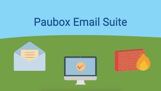 Paubox Email Suite-video