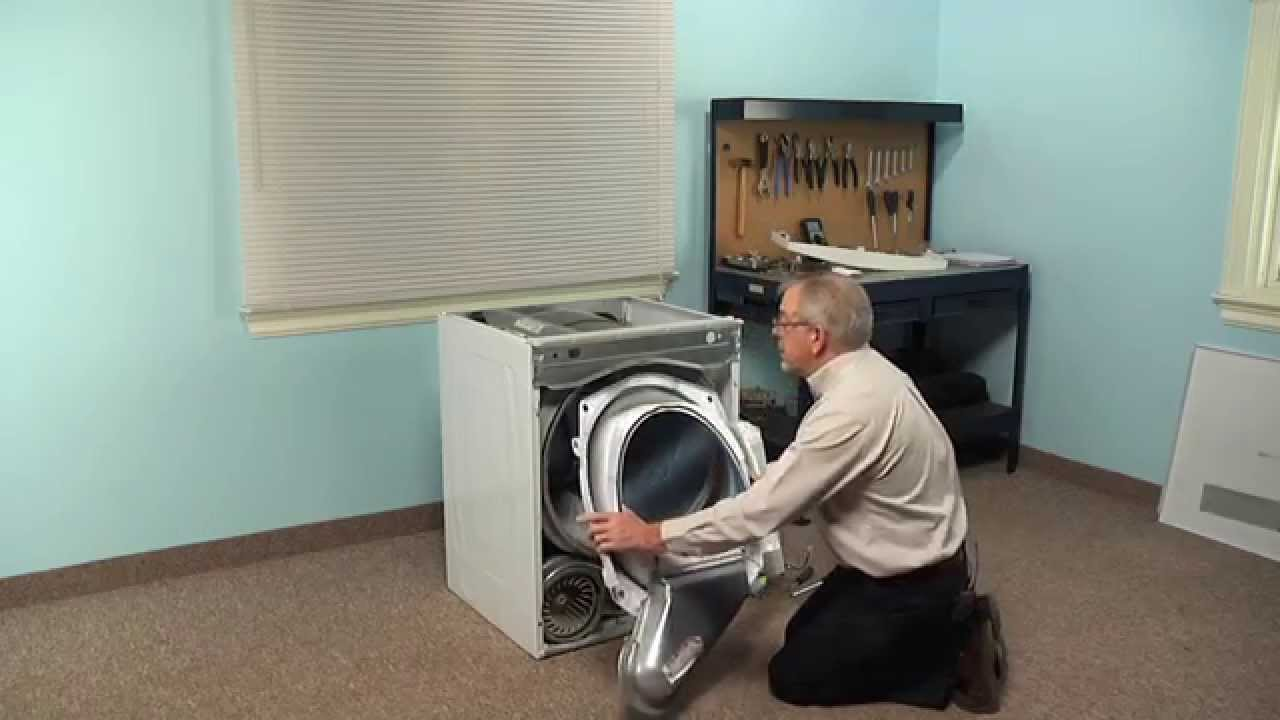 Replacing your Whirlpool Dryer Idler Pulley with Bracket