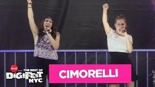 "Cimorelli - ""Come Over"" | DigiFest NYC Presented by Coca-Cola"