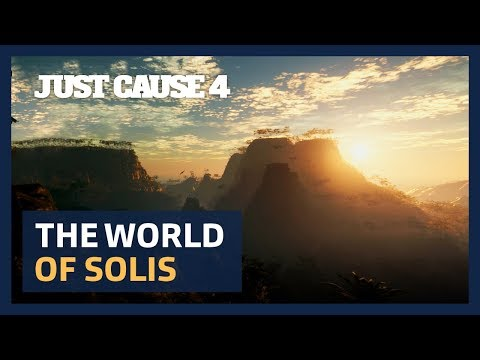 Just Cause 4: The World of Solís [ESRB] thumbnail