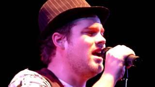 Theo Tams - MANHATTAN BLUE - Hamilton Place Studio Theatre - October 22, 2009