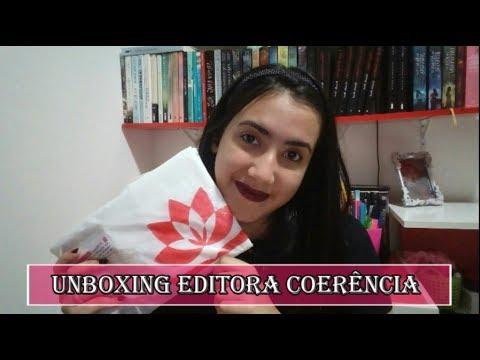 UNBOXING | EDITORA COERÊNCIA | Leticia Ferfer | Livro Livro Meu