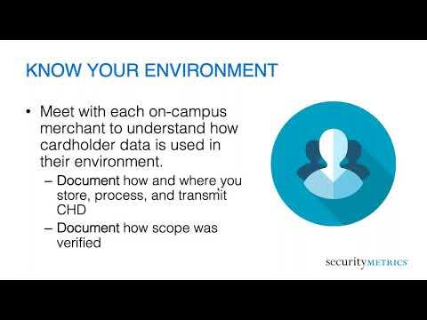 PCI Compliance 101 for Universities [Webinar] - YouTube