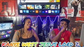 Kanye West (Jesus Lord) ft. Jay Electronica & THE LOX [Reaction] 😳🔥🙌🏾🙏🏾