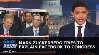 MarkZuckerbergTriestoExplainFacebooktoCongress TheDailyShow