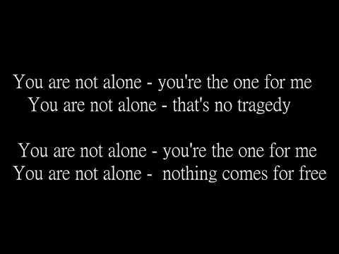 Modern Talking - You are not alone HD | Lyrics