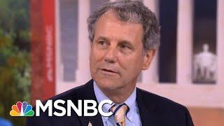Senator Sherrod Brown On Ohio Senate Race: I Fight For People   Hardball   MSNBC
