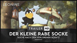 Der kleine Rabe Socke - Suche nach dem verlorenen Schatz Film Trailer