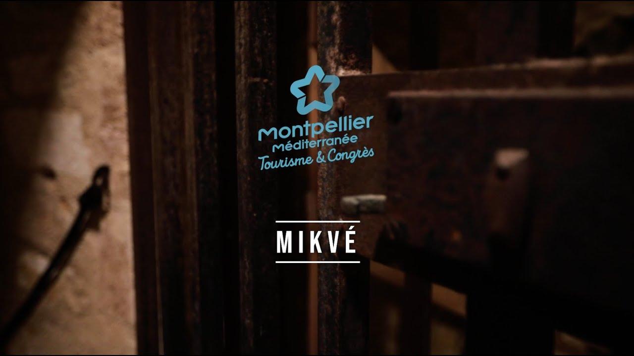 A la découverte du Mikvé Médiéval de Montpellier