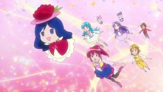 Megumi Aino  - (HappinessCharge PreCure!) - Happiness Charge Precure! Movie OP