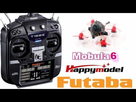 Mobula6 indoor Fast Track - Pilot TOF - Le 01/01/2020