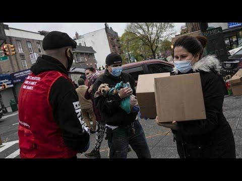 ΗΠΑ – COVID-19:  2.448 θάνατοι μέσα σε 24 ώρες – Πάνω από 75.500 οι νεκροί…