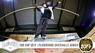 COS Cup 2017 - Norddeutsche Meisterschaft in der Playground Skatehalle Aurich