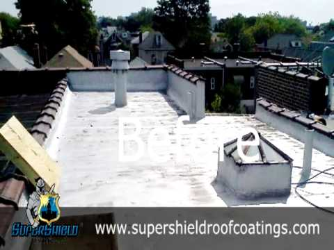 Rhino Shield Ceramic Roof Coating