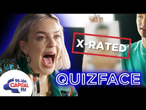 Anne-Marie Left Shocked Whilst Playing Quiz | Quizface | Capital