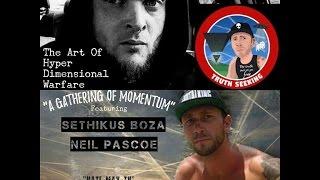 """Gathering Of Momentum"" Part 2 Sethikus Boza, Shayne Benattar, Nate Max"