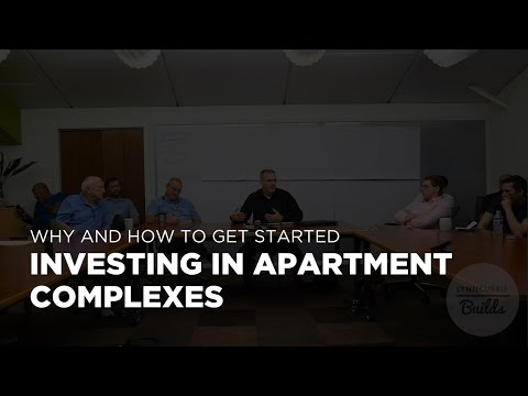 , title : 'How to Invest in Apartment Complexes
