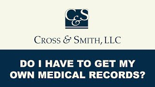 Tuscaloosa Injury Attorney Discusses Obtaining Medical Records