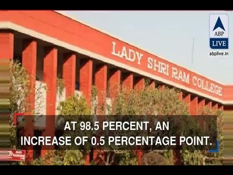 Lady Shri Ram College for Women video cover2