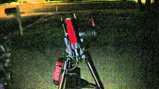 Skyprodigy Night Review- Jupiter thru the lens