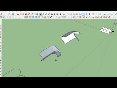 Download How To Use Curviloft Plugin In Sketchup Complete Video