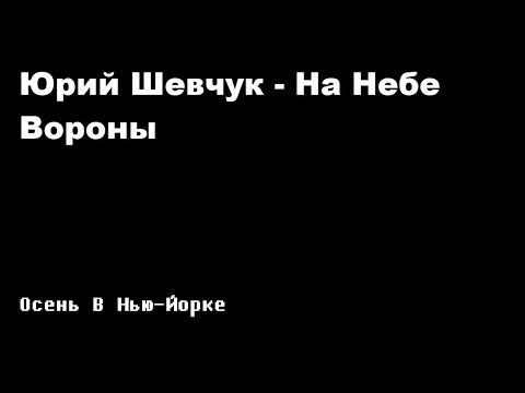 Юрий Шевчук - На небе вороны.mp4