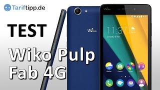 Wiko Pulp Fab 4G | Test deutsch 4K