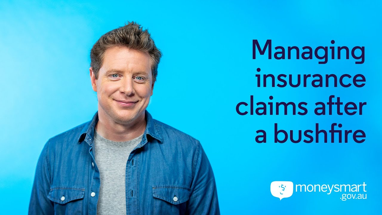 Video thumbnail image for: Video: Managing insurance claims after a bushfire