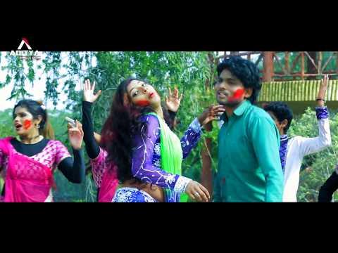 हमरा जोबना में रंग    Jija Sali Ke Fagua Aayil Ba    JhunJhun Jhankar    Superhit Hot Holi Song 2017