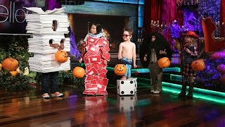 Last-Minute Kids' Halloween Costumes!