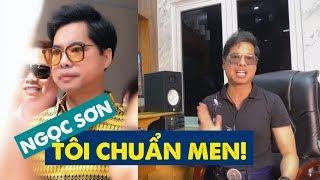 Ca sĩ Ngọc Sơn khẳng định 'chuẩn men', tiết lộ lý do chưa lấy vợ
